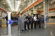 W.Va. Gov. Earl Ray Tomblin Attends Ribbon Cutting for Gestamp West...